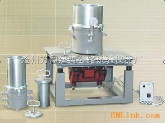 CLZ-6型水利标准粗粒土振动台法试验装置