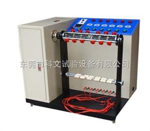 KW-YB-8014插頭引線彎折試驗機,插頭引線搖擺測試機,線材搖擺機生產廠家