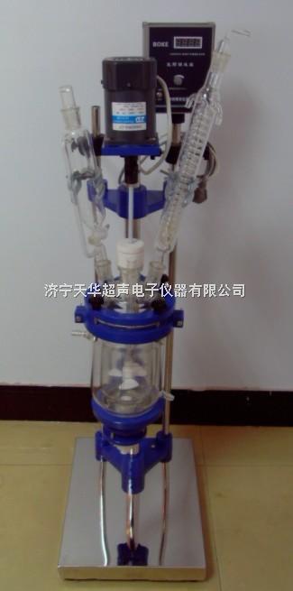 山东双层玻璃反应釜