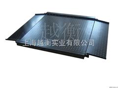 SCS带引坡电子地磅秤,单层超低电子地磅价格,上海地磅称厂家