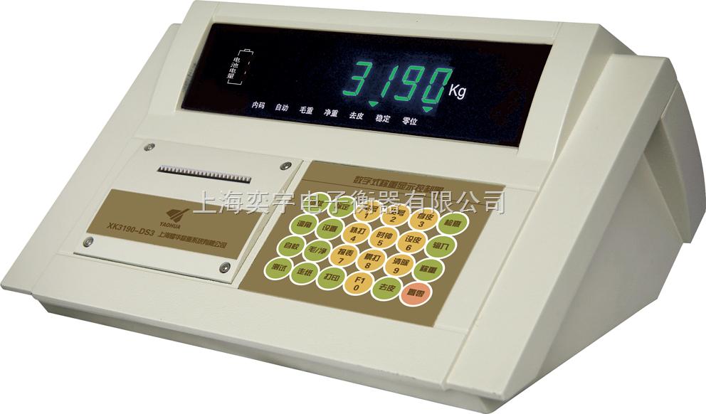 地磅显示器-上海奕宇电子衡器有限公司