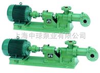 GNF係列單螺杆濃漿泵|低轉速單螺杆泵