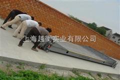 SCS60吨移动式地磅