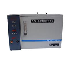 CCL-4A型氯离子分析仪
