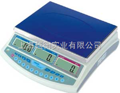 SCS30kg计重电子桌秤,15kg电子桌秤,可连接电脑6kg计重电子秤