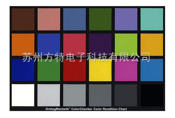 ColorChecker24色