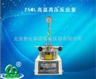 25ML高温高压反应釜