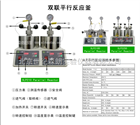 双联平行反应器