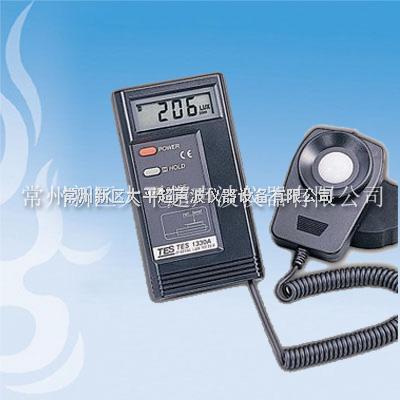 TES-1336A数字式白光照度计