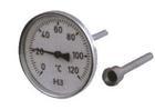 WSS系列抽芯式双金属温度计