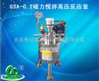 GSA-0.2磁力搅拌高压反应釜