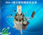 GSA-1磁力搅拌微型反应釜