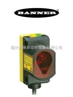 BANNER代理总经销,邦纳BANNER传感器,邦纳BANNER继电器,光电开关S18SP6R