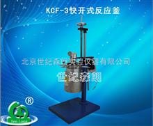 KCF-5快开式反应釜