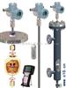 AT100D智能磁致伸縮液位變送器