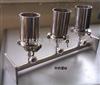 M365602三联不锈钢溶液过滤器报价