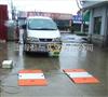 SCS便携式轴重地磅(宝山区高速公路)