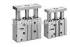 -SMC带导杆气缸/基本型,VXD2130-04-5G