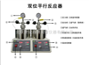 100ML双位平行反应器