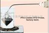 |PFA涂层热电偶测温探头|omega防腐蚀电绝缘热电偶