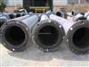 襯膠管道,碳鋼襯膠管,襯膠合金耐磨管